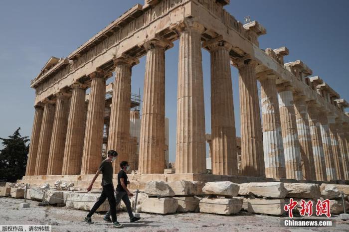 希腊再次喊话大英博物馆 要求立即归还帕台农雕塑