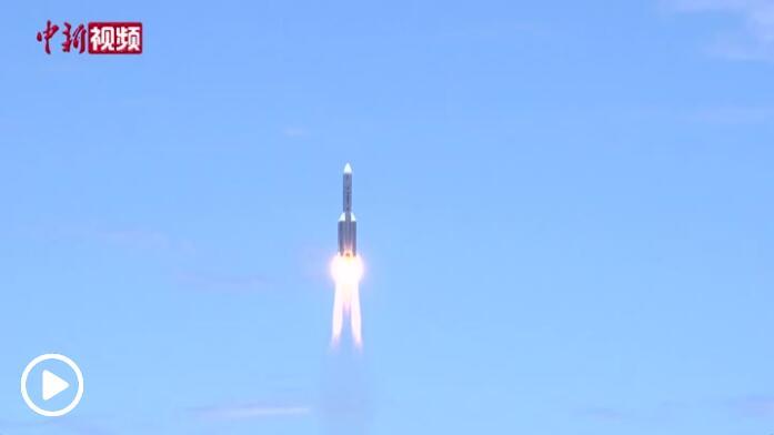 天问一号火星探测器已飞离地球800多万公里 多个