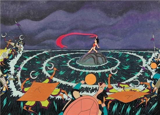 蔡显良:中国动画艺术走出新道路