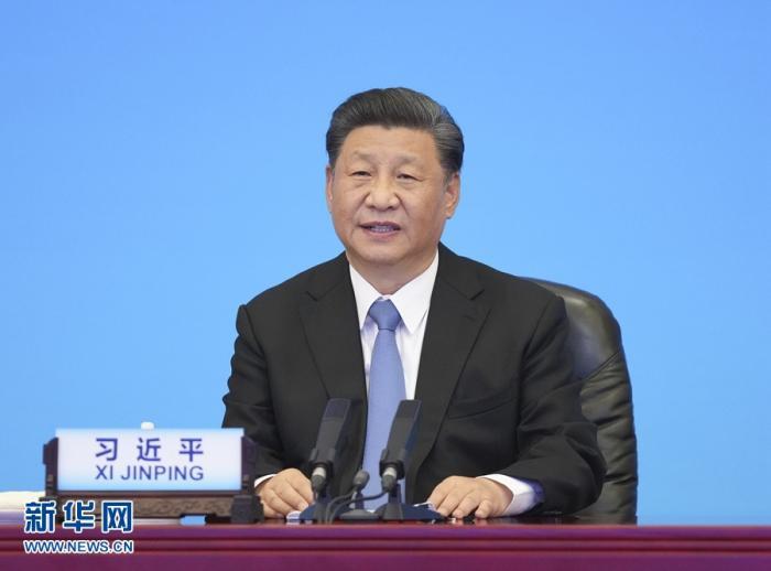 习近平出席中国共产党与世界政党领导人峰会并发